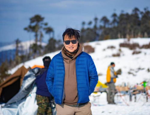 How Oken Tayeng founded Aborcountry Travels & Expeditions, a leading tour operator company in North East India